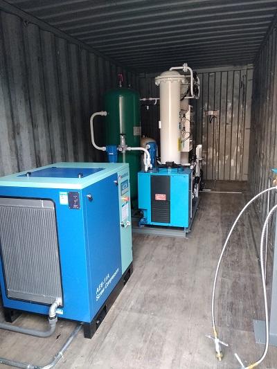 出口印尼制氧机