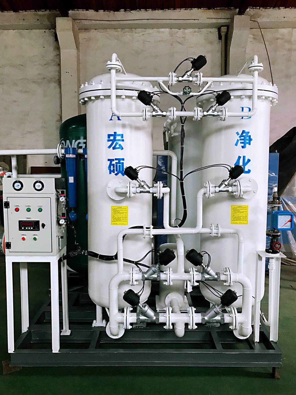 石油化工行业对制氮机氮气纯度的要求