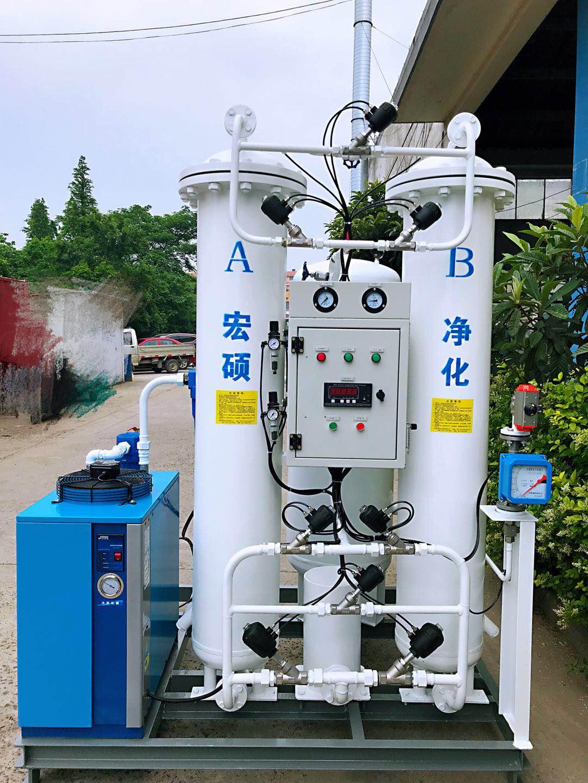 五类行业主流制氮机的设备特点和性能