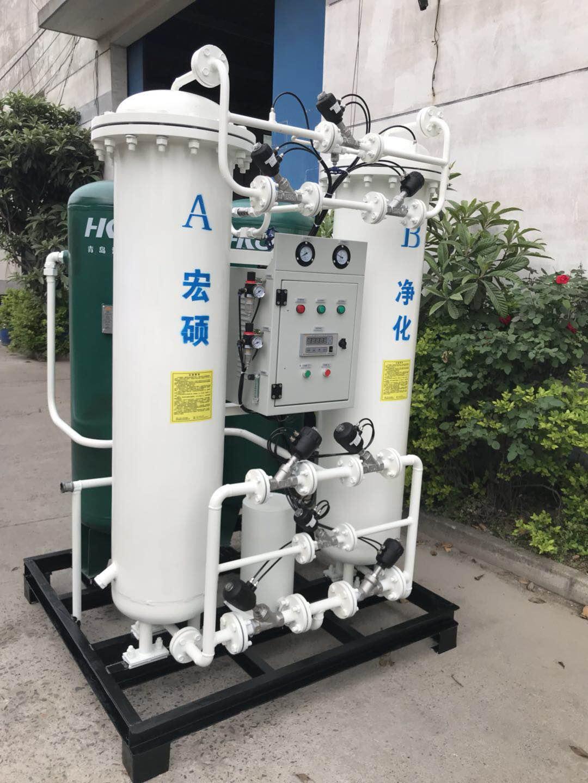 制氧机氧气管道的管件选配要求