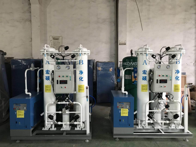 真空热处理制氮机