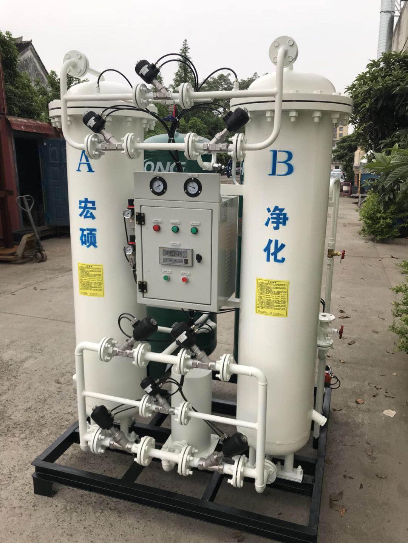 煤矿制氮机氮气出口压力低