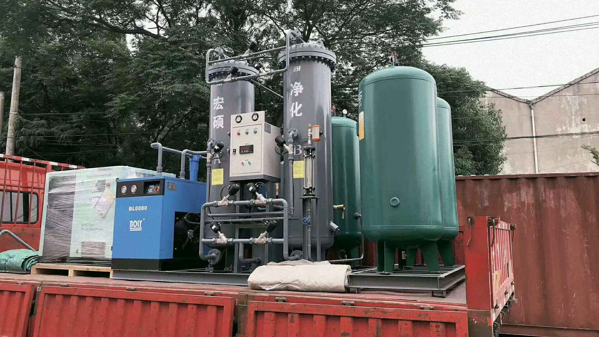 张家港制氮机