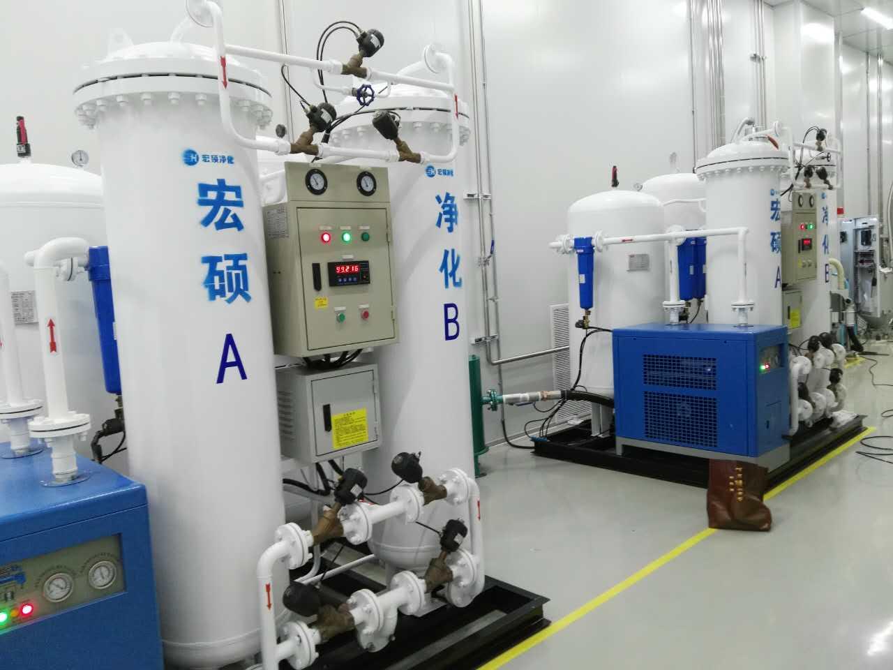 电子行业半导体封装制氮机