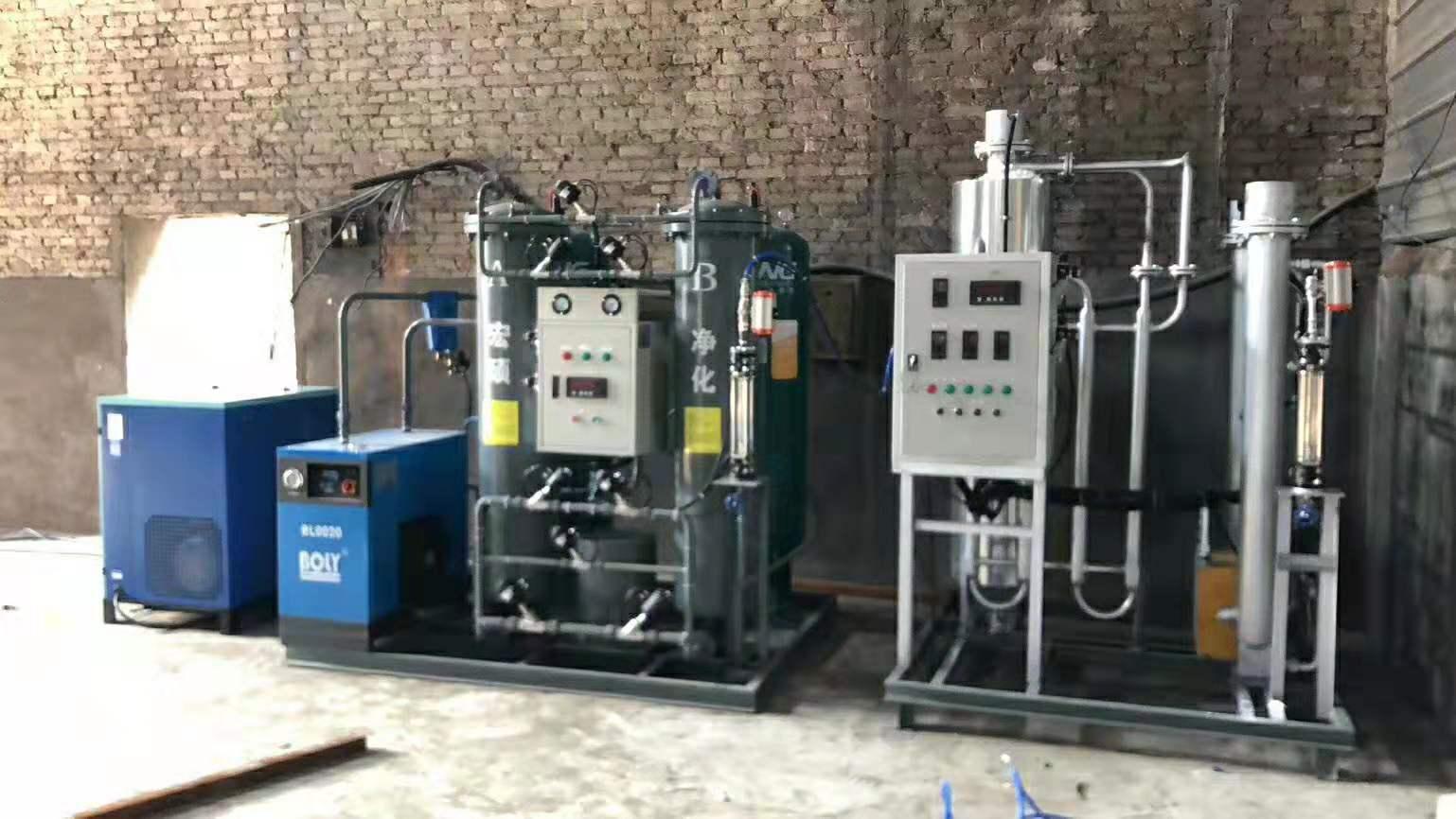 15立方制氮机