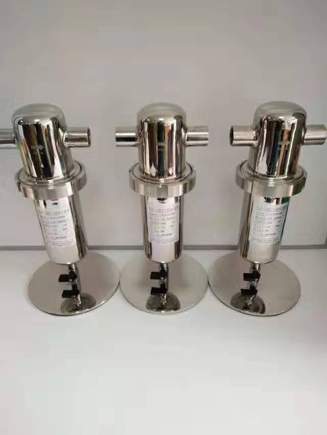 不锈钢除菌过滤器